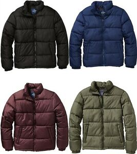 edfe4a926 OLD NAVY Mens Frost Free Puffer Winter Jacket Coat S,M,L,XL,2XL,3XL ...