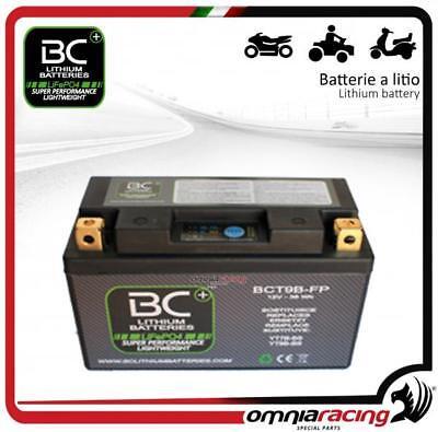 100% Wahr Bc Battery Motorrad Lithium Batterie Für Beta M4 350 2004>2011 Hohe Belastbarkeit