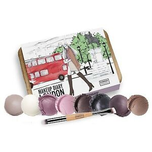 Details about Everyday Minerals All Natural Makeup Diary - London - 9 Piece  Eye Shadow Kit
