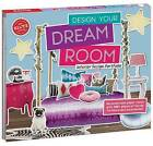 Create Your Dream Room by Editors of Klutz (Mixed media product, 2016)