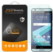 3X Supershieldz HTC Desire 650 Tempered Glass Screen Protector Saver