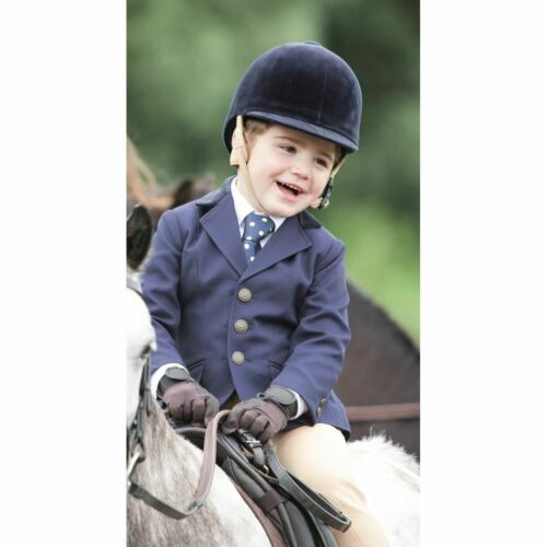 SHIRES ASTON CHILDS SHOW JACKET KIDS COMPETITION JACKETS