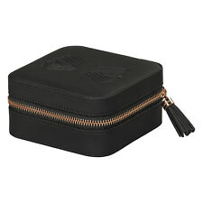 bbf99b6ce item 4 Ted Baker - Black Zipped Jewellery Travel Storage Case with Rose  Gold Trim -Ted Baker - Black Zipped Jewellery Travel Storage Case with Rose  Gold ...