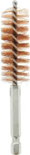 19mm Dia. .25in Shank 4in Long Copper Brush