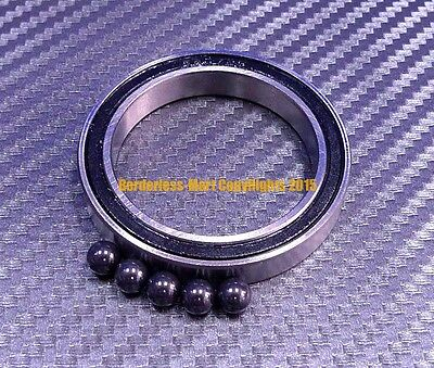 Ball Bearings Black Rubber Sealed Bearing 696-2RS 6x15x5 5 PCS