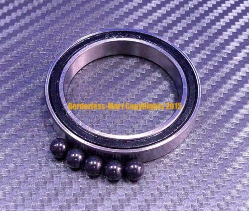 20x27x4 mm QTY 1 6704-2RS Hybrid Ceramic Rubber Ball Bearing Bearings 6704RS