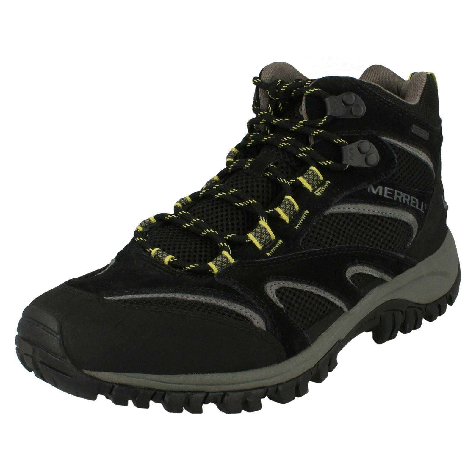 Mens Merrell Phoenix Mid Waterproof Walking Boots