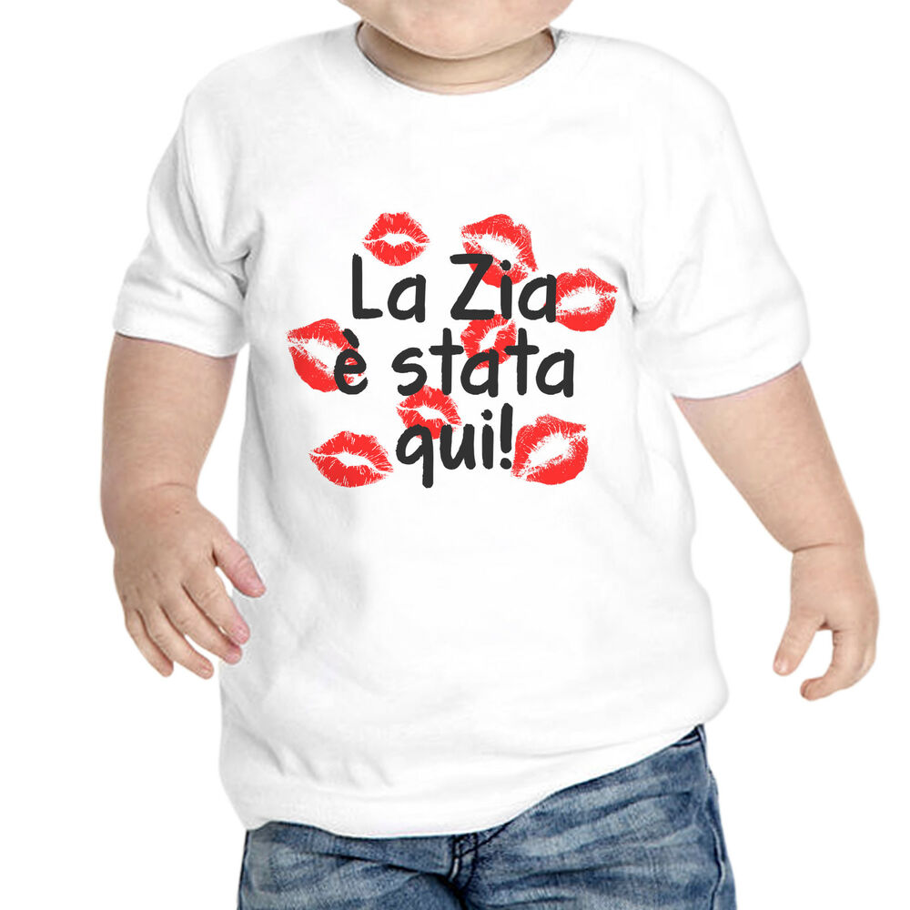 Bien T-shirt Nouveau-né Unisexe La Tante Et Statuette Ici Baisers Pour RéDuire Le Poids Corporel Et Prolonger La Vie