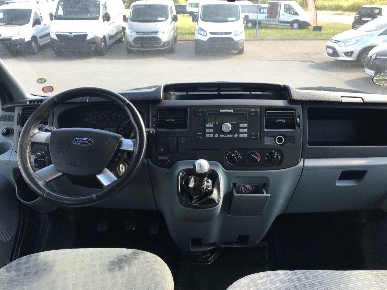 Ford Transit 350L Mandskabsvogn 2,2 TDCi 155 Ladvogn - billede 8