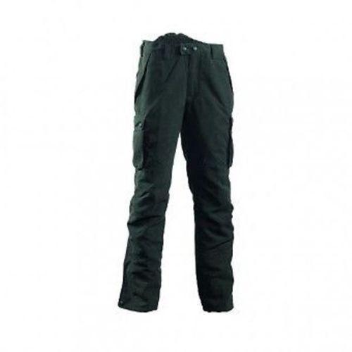 W 28  - 30  Deerhunter 2G York Green Waterproof Trousers Shooting Pants RRP