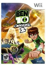 Ben 10 Omniverse 2 For Wii, Wii U, Excellent Shape! Free Shipping!
