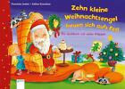 Zehn kleine Weihnachtsengel freuen sich aufs Fest von Franziska Jaekel (2016, Gebundene Ausgabe)