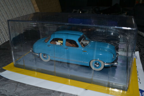 VOITURE 1//24 SERIE TINTIN N°30 LE TAXI PANHARD DYNA Z