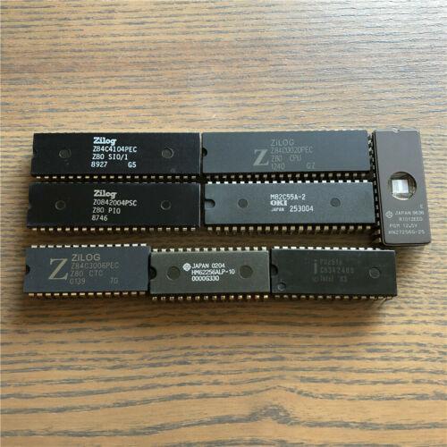 Generic Z80 Chip-Set