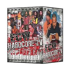 ECW Hardcore TV Volume 3 Complete 10 DVD Set, Wrestling Cactus Jack The Sandman