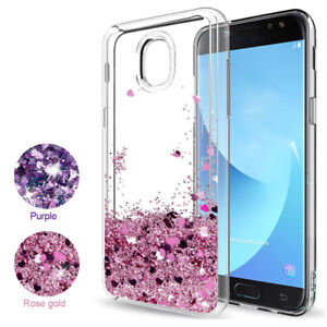 newest def12 97644 Details about Glitter Liquid Quicksand TPU Case For Samsung Galaxy J3 2018  /J3 Star/J3 Achieve