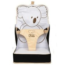 Baby Feeding Booster Seat Compact Portable Travel Baby High Chair Booster Seat