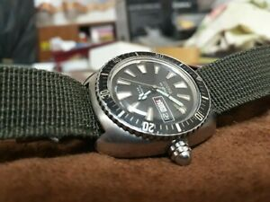 Vintage-Dogma-Diver-20ATM-Automatic-Watch-Swiss-Made-rotating-bezel