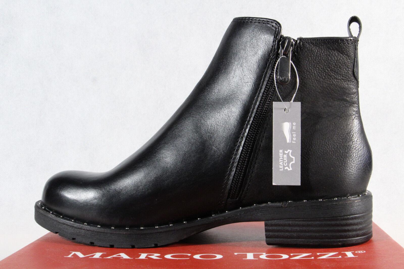Marco Tozzi Femme Bottines Bottes D'Hiver Boot Bottes Neuf Noir 25437 Neuf Bottes 9c92a0