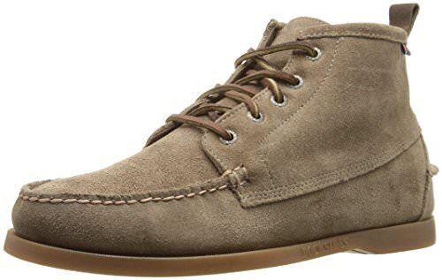 Sebago Uomo Beacon Shearling Shearling Beacon Ankle Bootie- Select SZ/Color. 8c7821