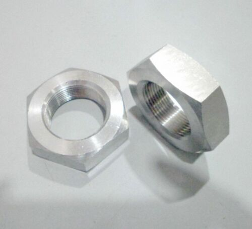 M60 Thin Hex Nuts Right Hand Fine Thread 304 Stainless Steel Select Size M27