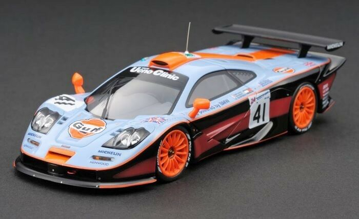 Hpi 8169 McLaren F1 GTR () 1997 Le Mans Diecast Model