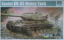 Trumpeter 01569 Soviet KV-85 Heavy Tank  1:35