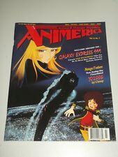 ANIMERICA VOL 4 #7 ANIME & MANGA GALAXY EXPRESS 999 X/1999 CLAMP US MAGAZINE