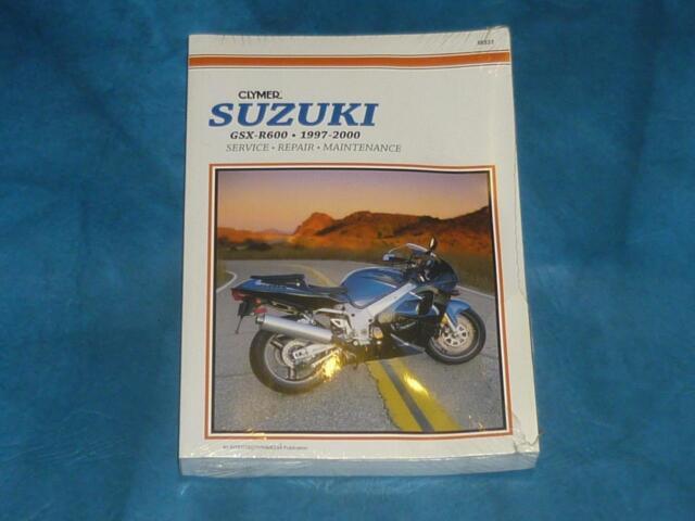 Clymer Suzuki Gsx