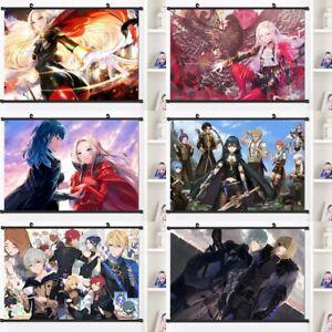 Anime Poster HD Print Home Decor Wall Scroll 40*60cm