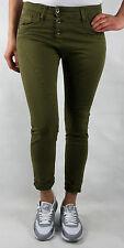 PLEASE P78 Boyfriend Vintage Glam HOSE Jeans Neu Gr.XS Made in Italy 219