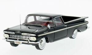 CHEVROLET El Camino - 1959 - black - NEO 1:43