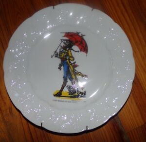 ASSIETTE-COLLECTION-039-039-CADET-ROUSSEL-039-039-IMAGE-PELLERIN-EPINAL-LIERRE-SAUVAGE