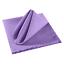 miniature 24 - En-Tissu-Uni-Polyester-Coton-Serviettes-de-table-de-mariage-tissu-lin-Diner-1pc