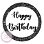 Happy-Birthday-Party-Glitter-Style-Sweet-Cone-Birthday-Cake-Box-Gift-Seal-Hamper thumbnail 4