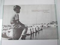 Vintage 1970 John F Kennedy Poster Best Generation History Of Mankind Harbor