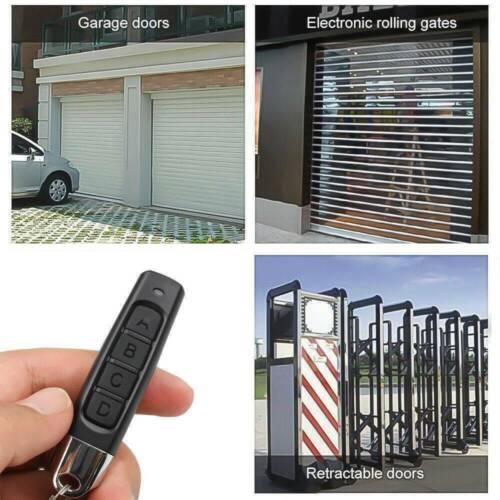 433MHZ Garage Door Opener Remote Control Duplicator Clone Code Scanner Car Key