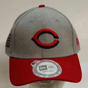 Details about NEW ERA 9FORTY Adjustable Men's Cap - Hat, MLB Cincinnati  Reds, New (8178)