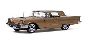 1960-Ford-Thunderbird-Hardtop-GOLD-1-18-SunStar-4303