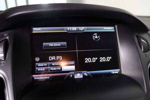 Ford Focus 1,6 TDCi 115 Business stc. billede 10
