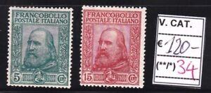 22-34-FRANCOBOLLI-del-REGNO-D-039-ITALIA