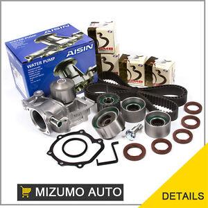 Fit-90-97-Subaru-Impreza-Legacy-EJ18-EJ22-Timing-Belt-Kit-AISIN-Water-Pump