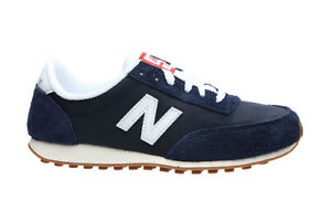 New-Balance-NB-410-Mens-Lifestyle-Sneakers-Running-Shoes-Navy-with-White-U410-NY