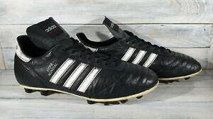 Details about Vintage Rare Adidas Copa Mundial 1997 , size US 10.5 , made in Germany