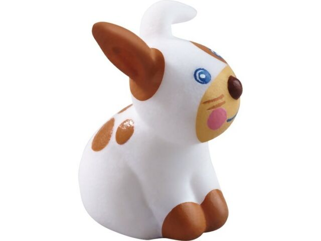 Kleinkindspielzeug Haba Little Friends Spielfigur Hase HoppelTierfigurBauernhof Spielzeug