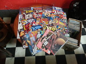 5x-X-Men-Marvel-Comics-Grab-Bag-Lot