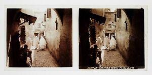 Algeria-Algeri-Kasbah-Qasabah-Placca-Da-Lente-Stereo-Positive