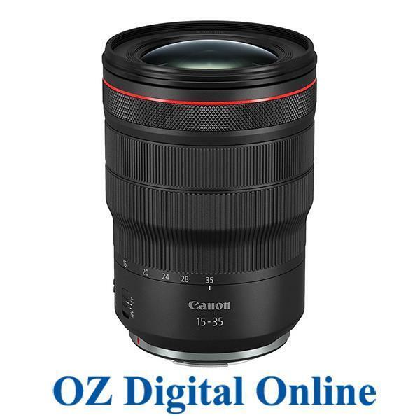 New Canon RF 15-35mm F/2.8 L IS USM F2.8 15-35 Lens for EOS R RP 1 Year Au Wty