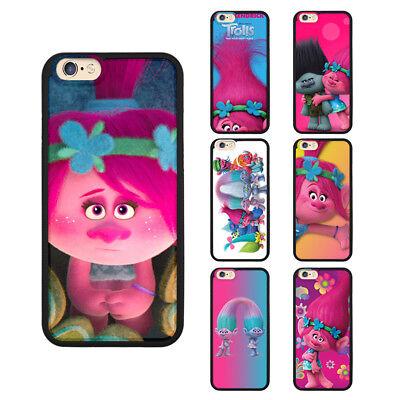 Trolls Poppy Biggie Branch Phone Case Cover fit for iPhone 12 11 Pro Xr 7 8 | eBay
