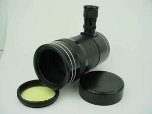 Old-Delft-50cm-f-6-3-Delca-TD50-Rare-Prototype-mirror-Lens-For-Minolta-MD-MC